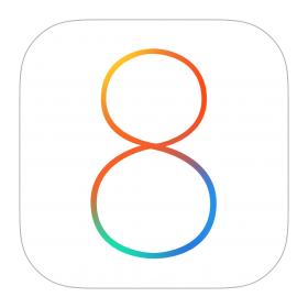 iOS 8 Icon PNG