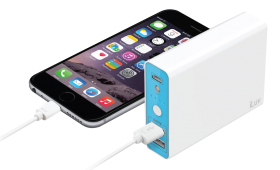iPhone Power Bank Charger PNG