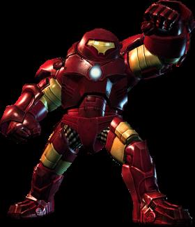 Ironman Hulk Buster PNG