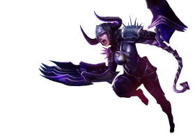 Ironscale Shyvana PNG
