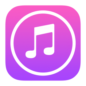iTunes Store Icon PNG