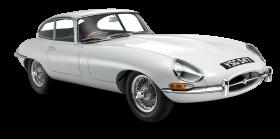Jaguar E Type Coupe Car PNG
