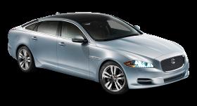 Jaguar XJ Car PNG