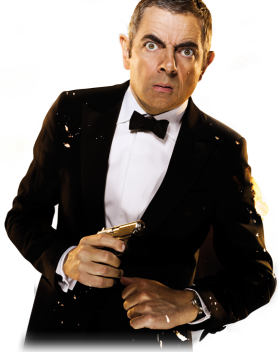 Johnny | Rowan Atkinson PNG