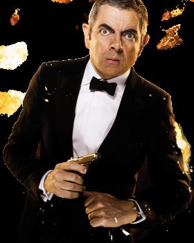 Johnny | Rowan Atkinson PNG