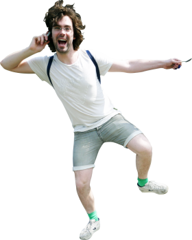 Jumping PNG