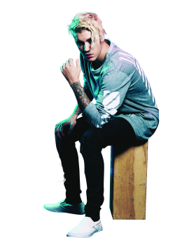 Justin Bieber Green Light PNG