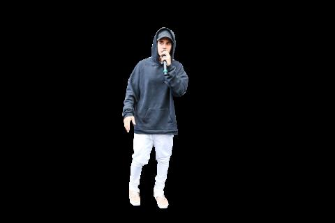 Justin Bieber Singing PNG