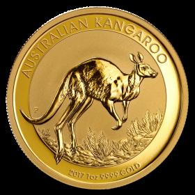Kangaroo Gold Coin PNG