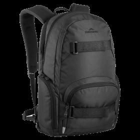 Kathmandu Black Backpack PNG