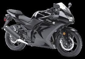 Kawasaki Ninja Black PNG