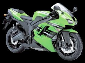 Kawasaki Ninja Green PNG