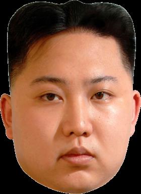 Kim Jong-un PNG