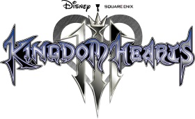 Kingdom Hearts 3 Logo PNG