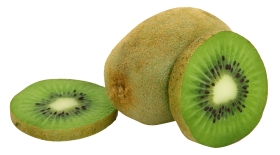 Kiwi Slices PNG