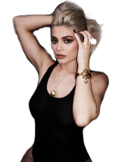 Kylie Jenner Hot Looking PNG