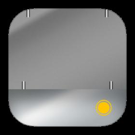 LaCie FA Porsche Icon iOS 7 PNG