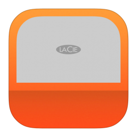 LaCie Rugged 2 Icon iOS 7 PNG