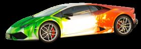 Lamborghini Huracan Car PNG