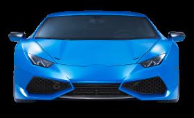 Lamborghini Huracan Front View Car PNG