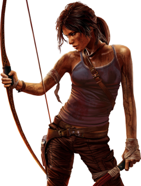 Lara Croft |  Tomb Raider PNG