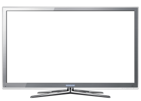 Led Television PNG