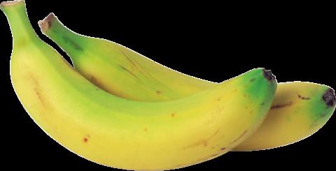 Light Green Banana PNG