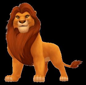 Lion King ] PNG