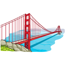 Long Bridge PNG