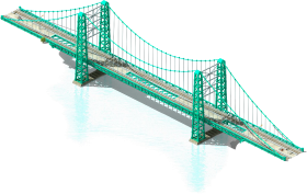 Long Bridge PNG