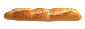 Long Loaf Bread PNG