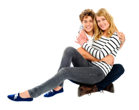 Love Couple PNG