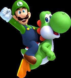 Luigi PNG