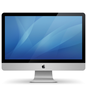 Mac Monitor PNG