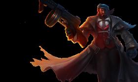 Mafia Graves Splashart PNG