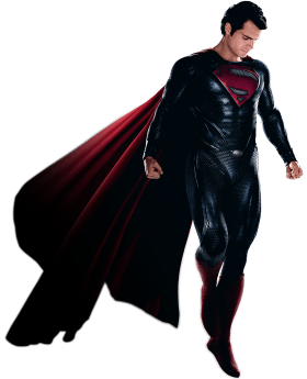 Man Of Steel | Super Man PNG