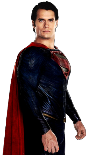 Man Of Steel | Super Man PNG