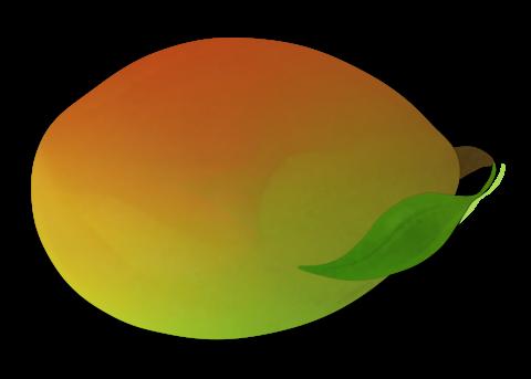 Mango Clipart PNG