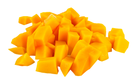 Mango Slice PNG