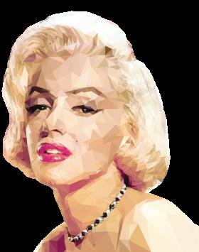 Marilyn Monroe PNG