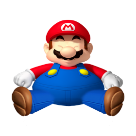 Mario Balloon PNG