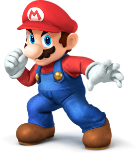 Mario Based PNG