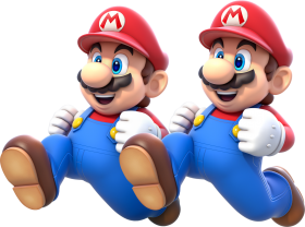 Mario Double PNG