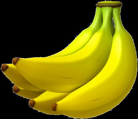 Mario Kart Bananas PNG