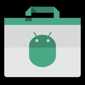 Market Unlocker Icon Android Lollipop PNG