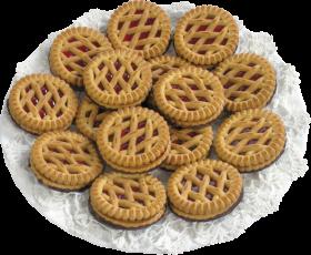 Marmelade Cookies PNG