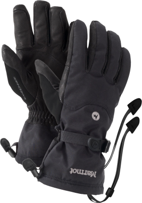 Marmot Gloves PNG