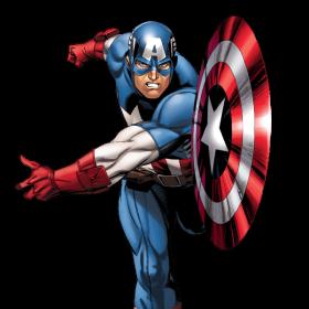 Marvel Avengers Captain America PNG
