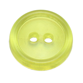 Material Round Cloth Button With 2 Hole PNG
