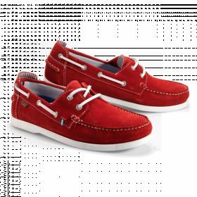 Mcgregor Dock red  Men Shoes PNG